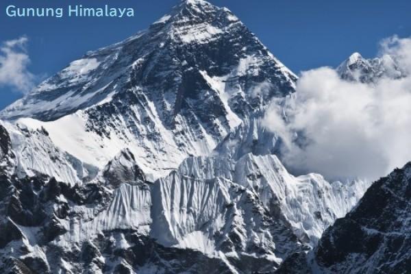 Gunung Salju Himalaya