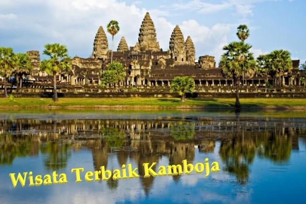 Wisata Terbaik Kamboja