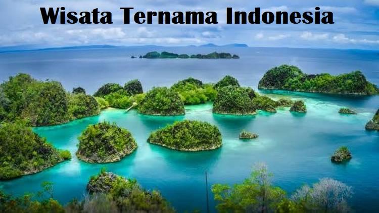 Wisata Ternama Indonesia