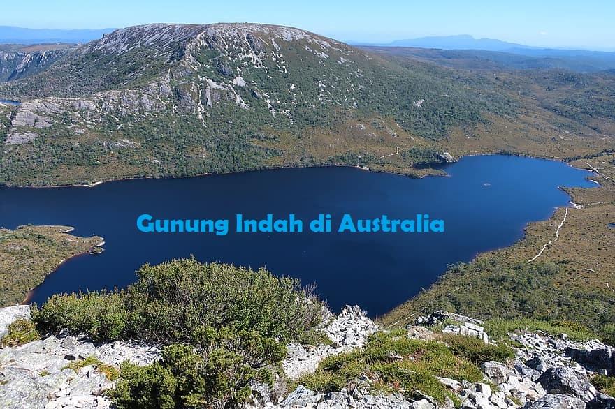 Gunung Indah di Australia