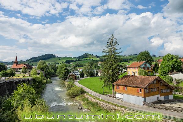 5 Desa yang Sangat Cantik di Swiss