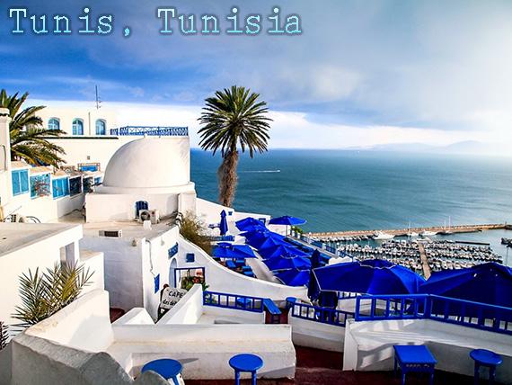 Destinasi Wisata di Afrika Utara