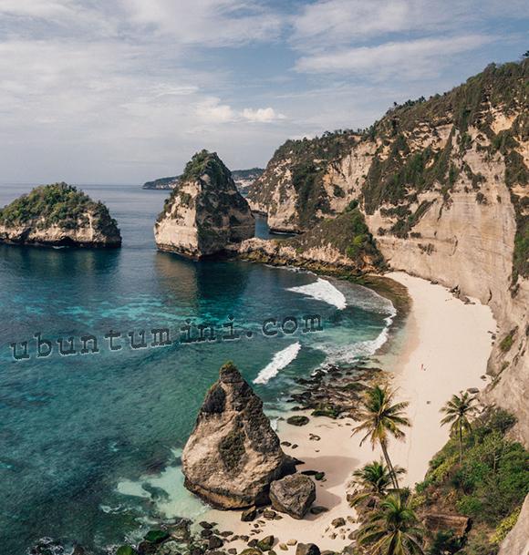 Pulau Kecil Tersembunyi di Bali