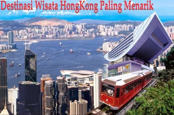 Destinasi Wisata HongKong Terkenal