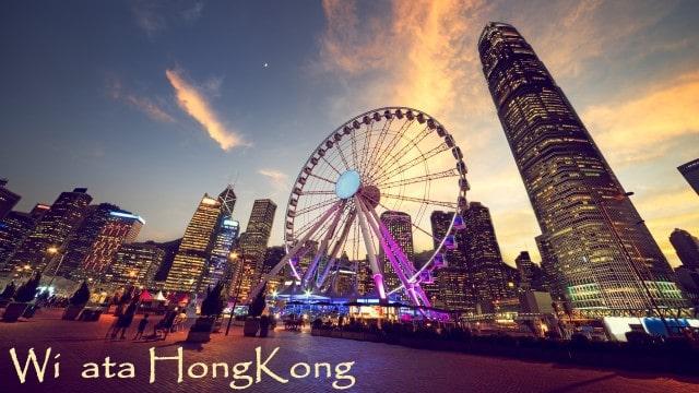 Destinasi Wisata HongKong